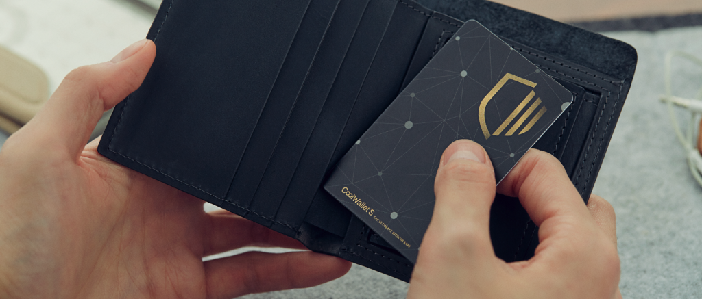 Best Bitcoin Wallet CoolWallet S