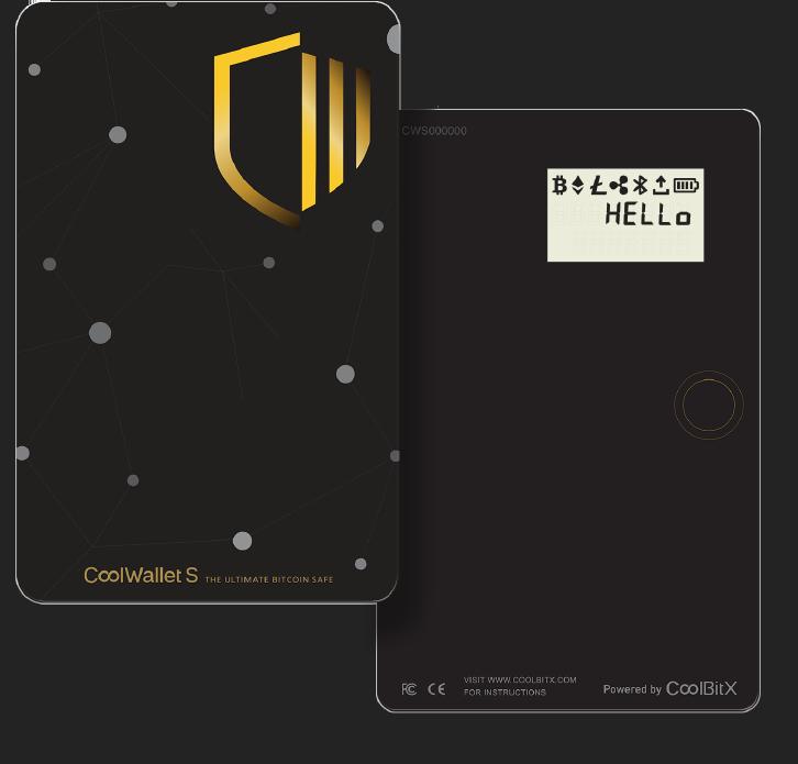 coolwallet hardware wallet