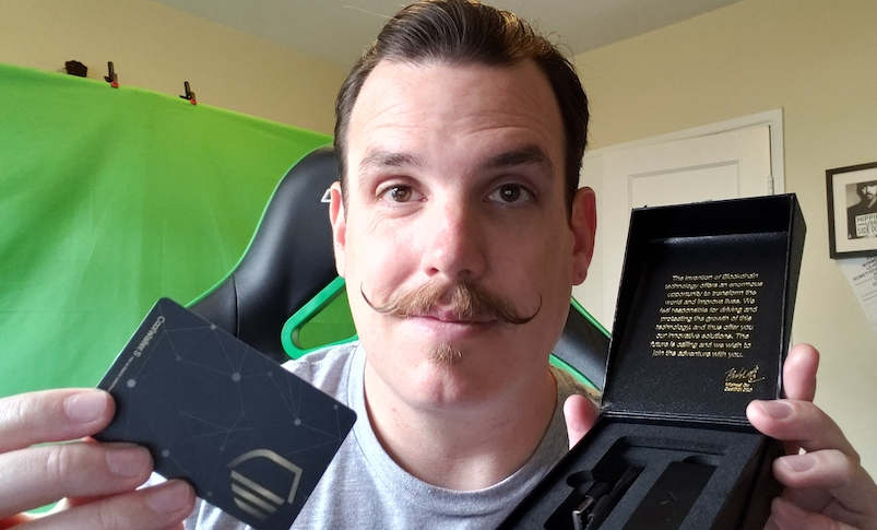 Cryptostache Reviews The CoolWallet S
