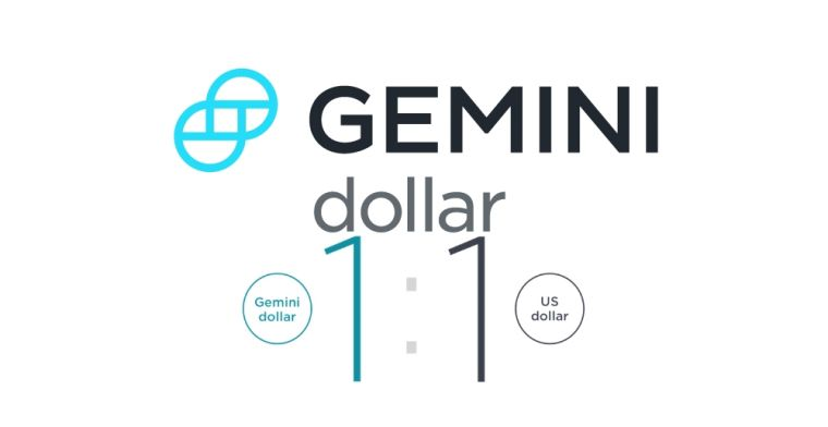 gemini usd dollar