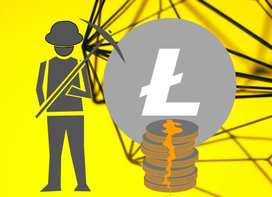 Litecoin Mining Rewards halved  (free to use , please link to coolwallet.io/litecoin)