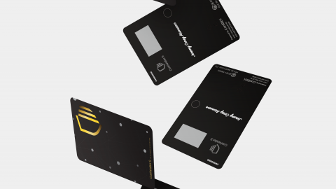 Customized CoolWallet S