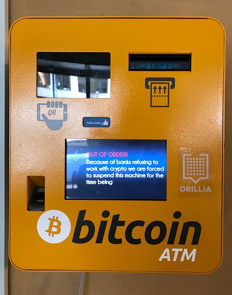 bitcoin machine locations in canada
