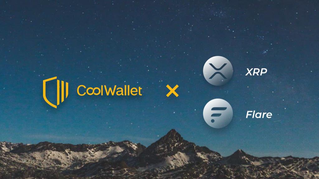 CoolWallet Spark XRP