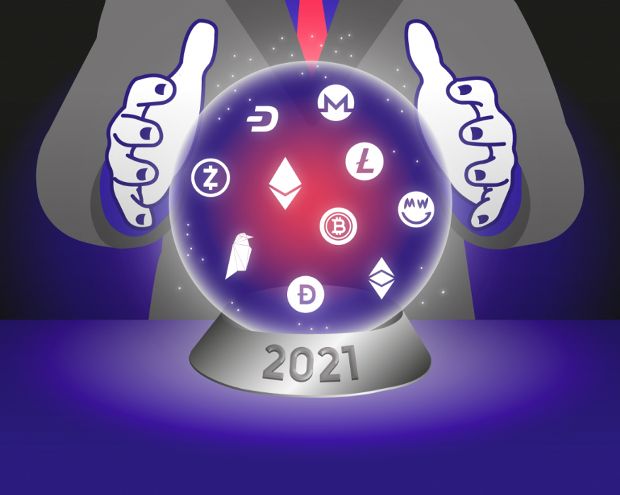 10 Crypto 2021 Predictions for Bitcoin, <bold>Ethereum</bold>, DeFi, XRP and Regulations
