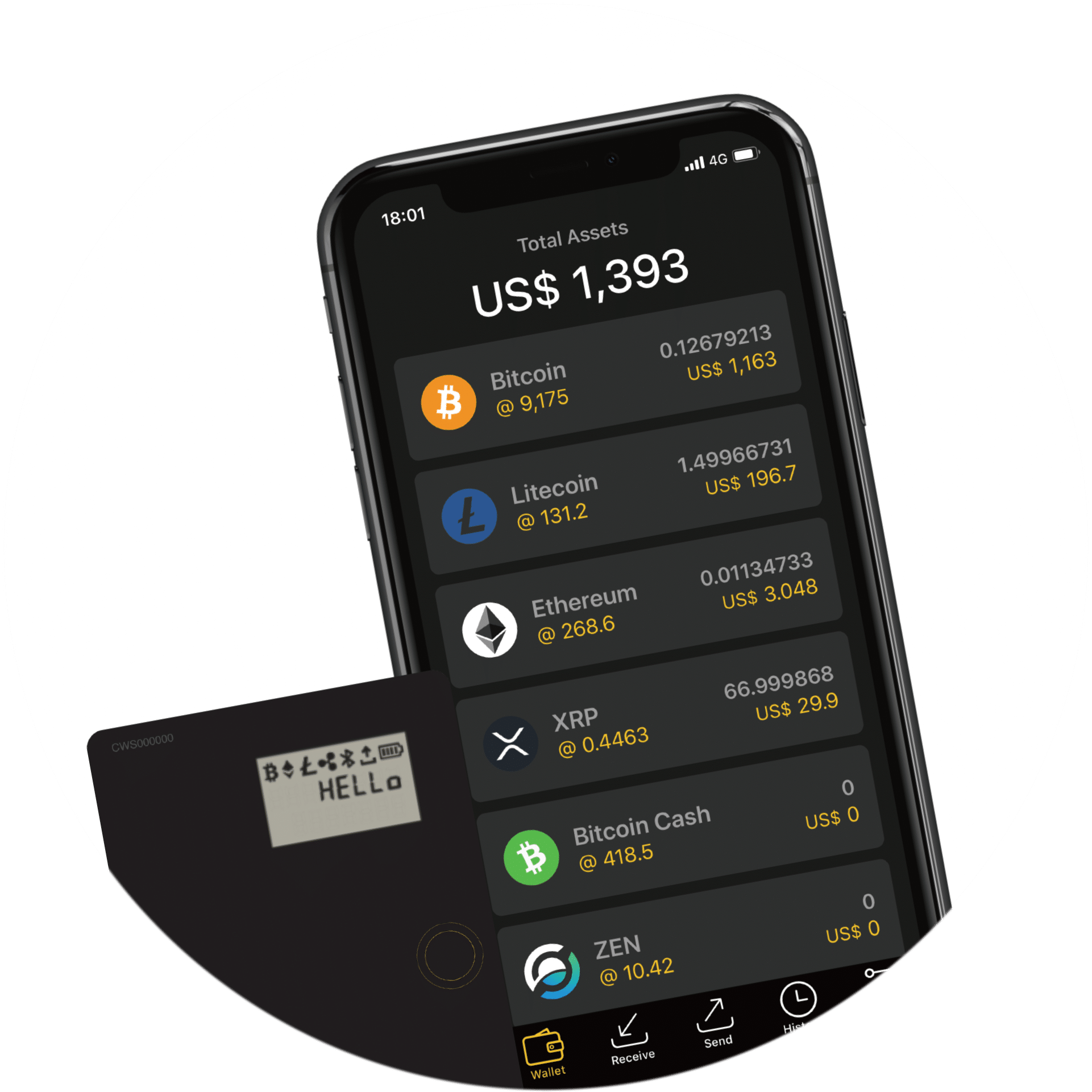 Unlock the Power of CoolWallet S