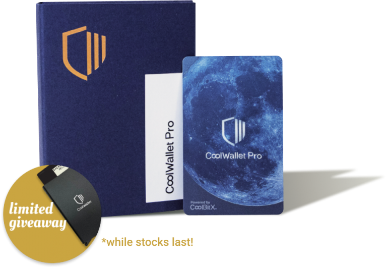 CoolWallet Pro - EarlyBirds